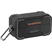 Riversong Aqueous Bluetooth Speaker (Black)