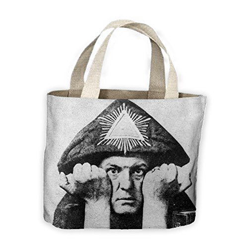 Life Aleister For Bag Shopping Hands Bag For Tote Shopping Aleister Crowley Tote Crowley Hands w4OwqAxgY