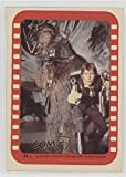 #9: Chewbacca and Han COMC REVIEWED Good to VG-EX (Trading Card) 1977 Topps Star Wars - Stickers #34