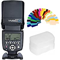 Yongnuo YN560 IV 2.4G Wireless Flash Speedlite for Canon Nikon Olympus Sony Pentax