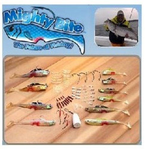 Mighty Bite Fishing Lures