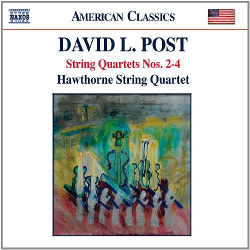 Post: String Quartets Nos. 2, 3 & 4 / Fantasia on a Virtual (Strings Virtual Instrument)