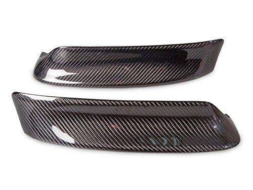 CSL Look Carbon Fiber Front Bumper Splitter Spoiler For BMW E46 M3