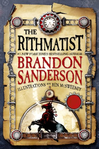 The Rithmatist by [Sanderson, Brandon]