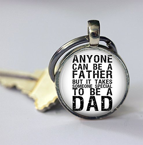 Anyone Father Fathers Keychain Chain product image