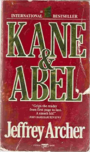 Kane And Abel Jeffrey Archer Epub