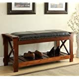 Classic Accent Furniture - Entryway Bench - Classic Accent Furniture