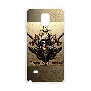 Pirates of the Caribbean For Samsung Galaxy Note4 N9108 Csae protection phone Case ST123134