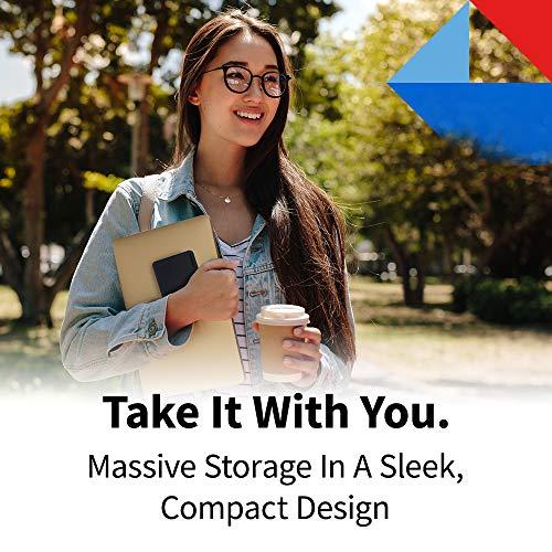 HD Externo Portátil Toshiba Canvio Basics 4TB Preto USB 3.0 - HDTB440XK3AA