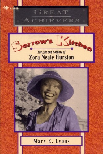 Sorrow's Kitchen: The Life and Folklore of Zora Neale Hurston (Great Achievers)