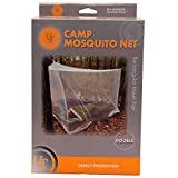 Ultimate Survival Technologies Double Person Camp Mosquito Net, White