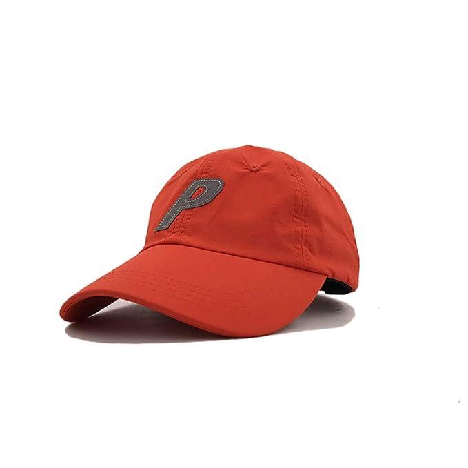 woyaochudan P Carta Reflectante Sombrero Luminoso Gorra de béisbol ...