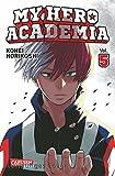 My Hero Academia 5: Die erste Auflage immer mit Glow-in-the-Dark-Effekt auf dem Cover! Yeah!