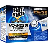 covered patio ideas Hot Shot No-Mess! Fogger With Odor Neutralizer, 3/1.2-Ounce