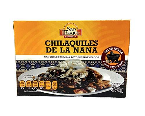 Chilaquiles met Pasilla Salsa San Miguel (Pack van 2)