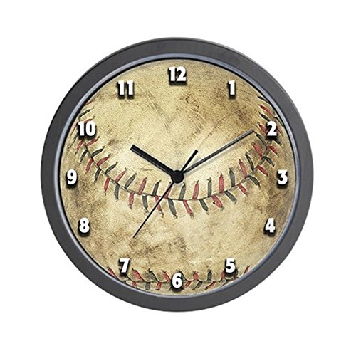 - CafePress - Baseball... Wall Clock - Unique Decorative 10