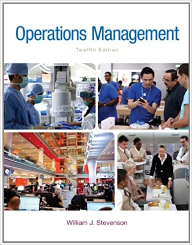 INTRODUCTION TO MANAGEMENT WITH SUPPLY OPERATIONS MATCHING DEMAND AN