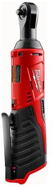 Milwaukee M12 12-Volt Lithium-Ion Cordless 1/4 in. Ratchet (Tool-Only)-245​6-20 - The Home Depot