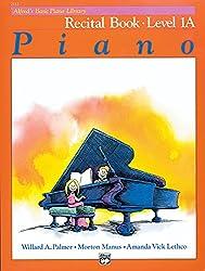 Alfred's Basic Piano Recital Book 1A --- Piano - Palmer, Manus & Lethco --- Alfred Publishing