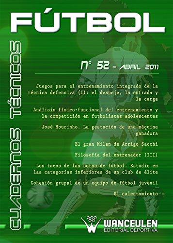 Fútbol: Cuaderno Técnico 52 (Spanish Edition) by [Varios Autores]