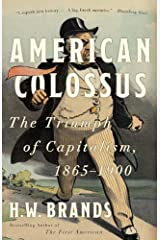 American Colossus Kindle Edition
