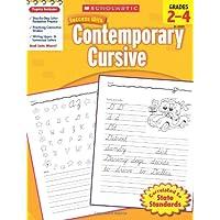 Scholastic Success with Contemporary Cursive, Grades 2-4