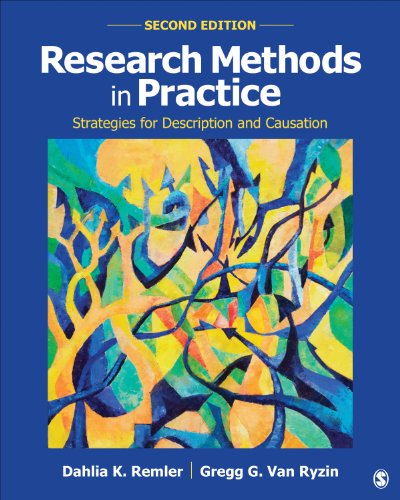 Research Methods in Practice: Strategies for Description and Causation