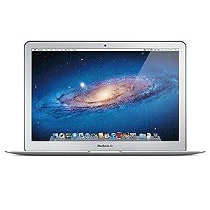 """Apple MacBook Air MD761LL/AU Intel Core i7-4650U X2 1.7GHz 4GB 256GB SSD 13.3"""",Silver(Refurbished)"""