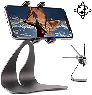 product image for Thought Out PED5-GRAND-H Stand Made in USA Compatible with Apple iPhone 12, Max, Mini, Pro, All 11, Pro, Max, All X Models, 8, 7, SE, All Plus Sizes, Cell Phones Width from 2.3 to 3.5 inches