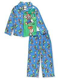 Super Mario Boys' 2-Piece Pajamas
