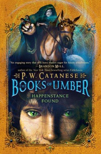 Happenstance Found (Books of Umber)