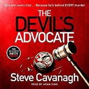 The Devil's Advocate af Steve Cavanagh