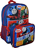 Thomas Boy 16' Backpack With Detachable Lunch Box