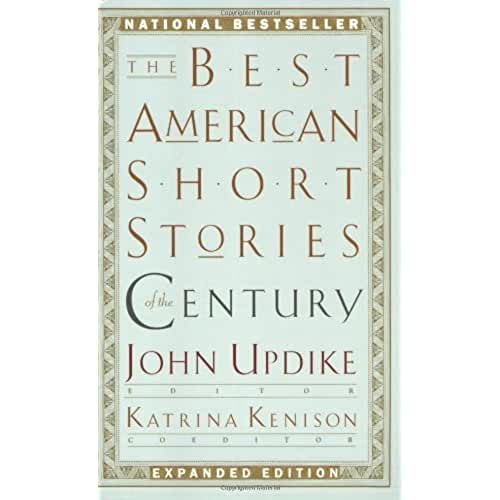 "a story of initiation in ap by john updike Character analysis of sammy in ""a&p"" john updike's contemporary short story ""a&p"" is narrated by sammy, a nineteen year old checkout clerk at a local grocery store."