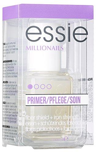 essie Nagelpflege millionails / stärkender Pflegelack strong für sichtbar gepflegte und stärkere Nägel, 1 x 13,5 ml
