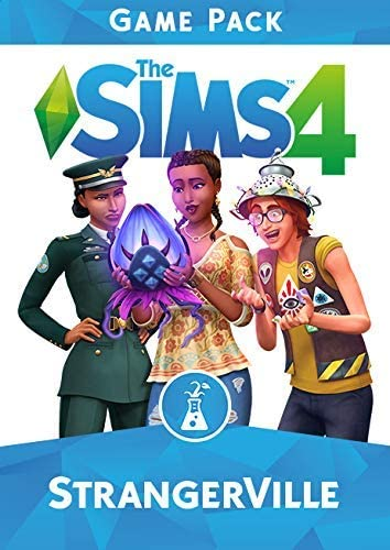 Los Sims 4 - StrangerVille DLC | PC Download - Origin Code: Amazon ...