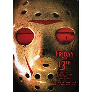 Friday the 13th: From Crystal Lake to Manhattan Ultimate Collection (Part 1 / Part 2 / Part 3 / Part IV: The Final Chapter / Part V: A New Beginning / Part VI: Jason Lives / Part VII: The New Blood / Part VIII: Jason Takes Manhattan) (1984)