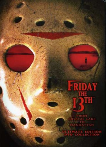 Friday the 13th: From Crystal Lake to Manhattan Ultimate Collection (Part 1 / Part 2 / Part 3 / Part IV: The Final Chapter / Part V: A New Beginning / Part VI: Jason Lives / Part VII: The New Blood / Part VIII: Jason Takes Manhattan) by Paramount Home Video
