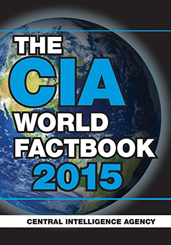 (The CIA World Factbook 2015)