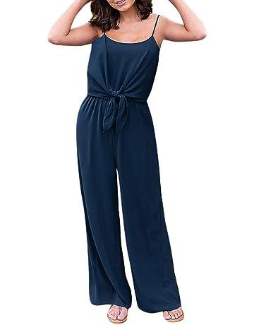 ae38cf177075 Donne Playsuit Estate Jumpsuit Pantaloni Da Donna Con Tuta Aderente Aderente  Da Clubwear Ragazze Body Monopezzi