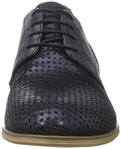 Oxford Navy Metallic Blu 23209 Donna 864 Scarpe Basse Stringate Tamaris qxOw6vIv