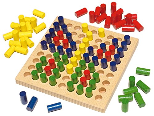 HABA Color Peg Pictures Patterning