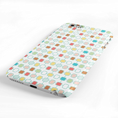 Koveru Back Cover Case for Apple iPhone 6 Plus - Phome Pattern