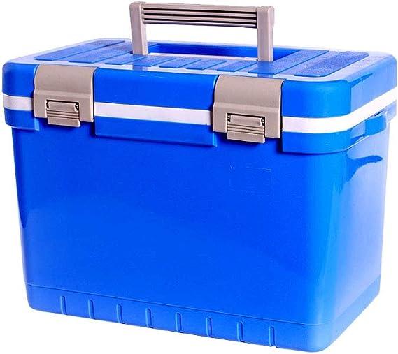 HYRL Refrigerador portátil Caja del Cofre de Hielo, Incubadora de ...