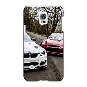 Samsung Galaxy S5 Mini JFn5804Pulg Support Personal Customs High-definition Bmw E92 M3 Nissan Gtr R35 Pattern Scratch Resistant Hard Phone Cases -AlainTanielian