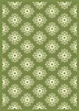Creative Home Patio Outdoor Indoor/Outdoor Area Rug 48156-041 Green 5′ 3″ x 7′ 6″ Rectangle For Sale