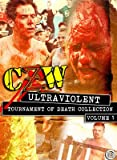 CZW- Combat Zone Wrestling- Ultraviolent Tournament of Death Collection - Volume One - 8 DVD-R Set
