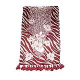 Silk Satin handmade scarves/Silk blown elegant silk scarf-A One Size