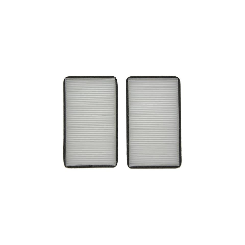 FilterMaster Cabin Filter for Cadillac Escalade; Chevrolet Silverado, Tahoe, Suburban; GMC Sierra, Yukon