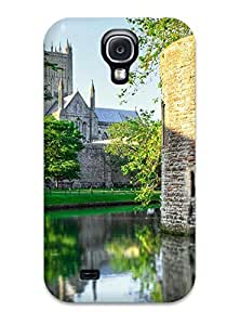 New Arrival Case Cover With XHieYrH18550EomdH Design For Galaxy S4- Wells Cathedral